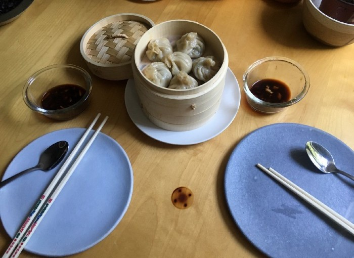 Tenderly: My Quest for Vegan Soup Dumplings