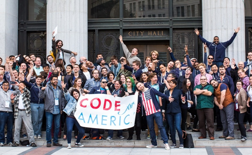 Civicist: Recharging the Brigade: Code for America's Challenge