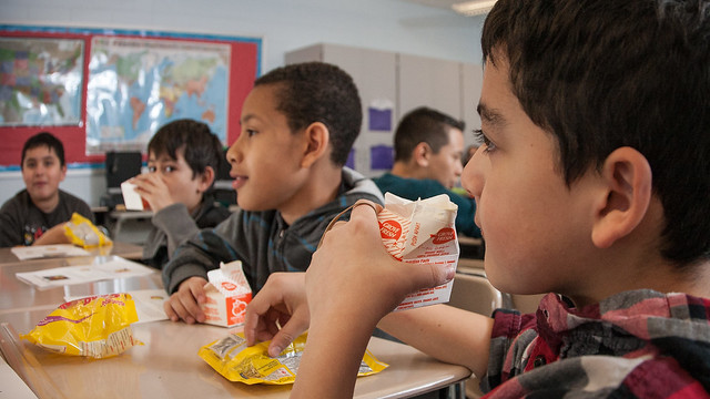 New Food Economy: Are plant-based milks causing harmful nutritional deficiencies inchildren?